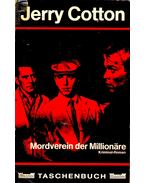 Mordverein der Millionäre - Cotton, Jerry