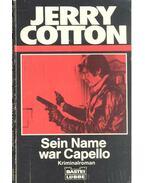 Sein Name war Capello - Cotton, Jerry