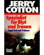 Spezialist für Blut und Tränen - Cotton, Jerry