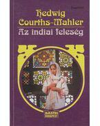 Az indiai feleség - Courths-Mahler, Hedwig