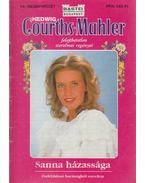 Sanna házassága - Courths-Mahler, Hedwig