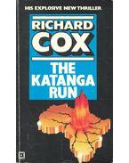 The Katanga Run - COX, RICHARD