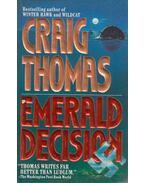 Emerald Decision - Craig, Thomas