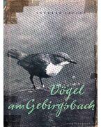 Vögel am Gebirgsbach - Creutz,Gerhard