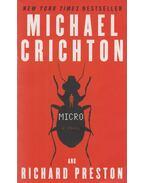 Micro - CRICHTON, MICHAEL - PRESTON, RICHARD