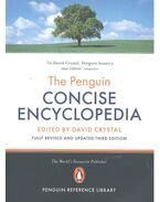 The Penguin Concise Encyclopedia - 3rd edition - Crystal, David
