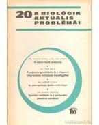 A biológia aktuális problámái 1980/20 - Csaba György