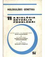 Molekuláris genetika - Csaba György