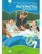 Matematika feladatgyűjtemény 7. - Csahóczi Erzsébet, Csatár Katalin, Kovács Csongorné, Morvai Éva, Széplaki Györgyné, Szeredi Éva