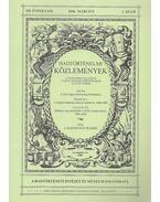 Hadtörténelmi közlemények 119. évf. 2006/1. szám - Csákváry Ferenc (főszerk.)