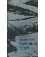 Szekszárdi napló - Csányi László