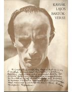 Kassák Lajos Bartók-verse - Csaplár Ferenc
