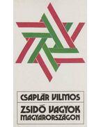 Zsidó vagyok Magyarországon - Csaplár Vilmos