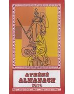 Athéné Almanach 2014 - Csapó Lajos (szerk.)