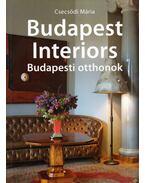 Budapesti otthonok - Budapest Interiors - Csecsődi Mária