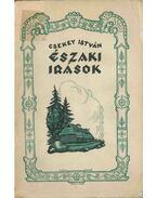 Északi írások (dedikált) - Csekey István