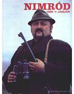 Nimród 1986. évfolyam (teljes) - Csekó Sándor