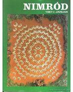 Nimród 1987. évfolyam (hiányos!) - Csekó Sándor