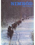 Nimród 1989. évfolyam (hiányos!) - Csekó Sándor
