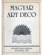 Magyar Art Deco - Csenkey Éva, Bánszkyné Kiss Éva