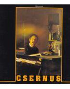Csernus Tibor festőművész retrospektív kiállítása (aláírt)