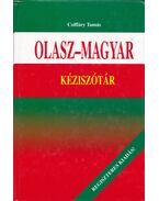 Olasz-magyar kéziszótár - Csiffáry Tamás