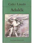 Adalék - Csiki László