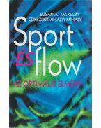 Sport és flow - Csíkszentmihályi Mihály, Susan A. Jackson