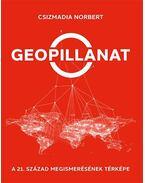 Geopillanat - A 21. század megismerésének térképe - Csizmadia Norbert