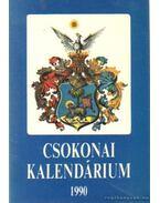 Csokonai kalendárium 1990.