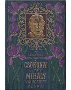 Csokonai Vitéz Mihály válogatott munkái - Csokonai Vitéz Mihály