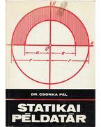 Statikai példatár - Csonka Pál