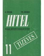 Hitel 1998. november - Csoóri Sándor