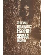 Erzsébet Schaár - XL. Biennale di Venezia 1982 - Csorba Géza