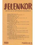 Jelenkor 1989. március - Csordás Gábor