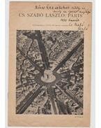 Páris (dedikált) - Cs. Szabó László