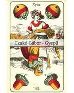 Gyepű - Czakó Gábor