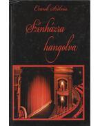 Színházra hangolva (dedikált) - Czank Szilvia