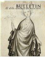 Bulletin du Musée Hongrois des Beaux-Arts 102-103 - Czére Andrea