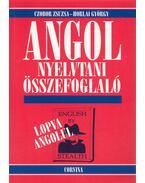 Angol nyelvtani összefoglaló - Czobor Zsuzsa, Horlai György