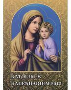 Katolikus kalendárium 2015 - Czoborczy Bence