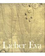Lieber Éva festőművész textilképeinek kiállítása - D. Fehér Zsuzsa