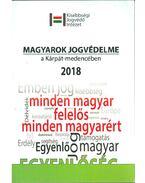 Magyarok jogvédelme a Kárpát-medencében 2018 - Dabis Attila