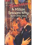 A Million Reasons Why - Dale, Ruth Jean