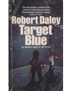 Target blue - DALEY, ROBERT