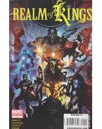 Realm of Kings No. 1. - Dan Abnett, Lanning, Andy, Manco, Leonardo, Asrar, Mahmud