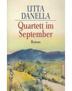 Quartett im September - Danella, Utta