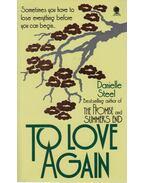 To Love Again - Danielle Steel