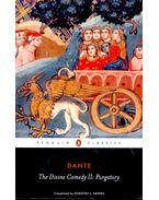 The Divine Comedy 2: Purgatory - Dante Alighieri