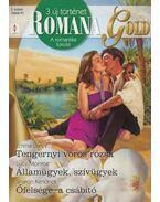 Romana Gold 7. - Darcy, Emma, Monroe, Lucy, Kendrick, Sharon